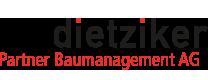 Dietziker Partner Baumanagement AG - Gemeinsam erfolgreich bauen